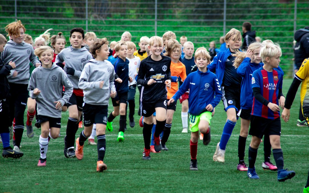 SUCCESFULD START PÅ TEKNIKTRÆNINGEN FOR U10-U13