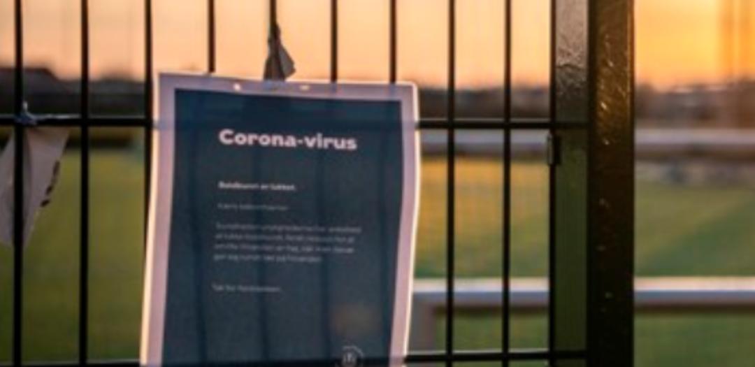 KLUBBENS CORONA-RETNINGSLINJER FOR TRÆNINGSOPSTART